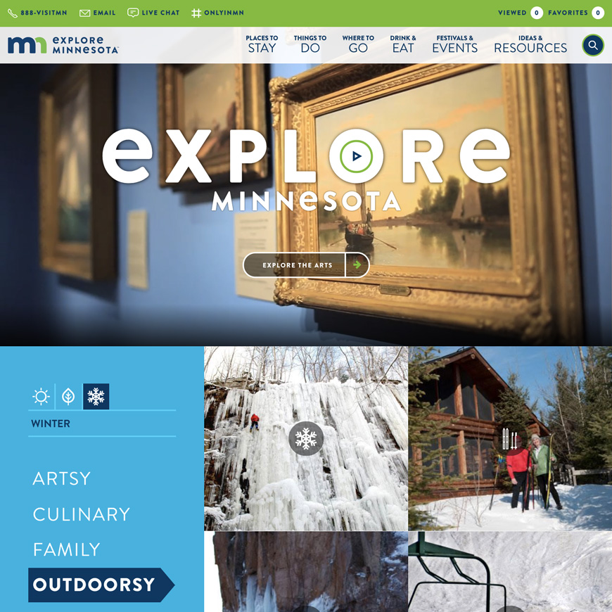 Image associated with Explore Minnesota